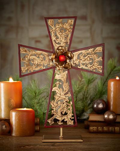 Rose of Catherine Cross