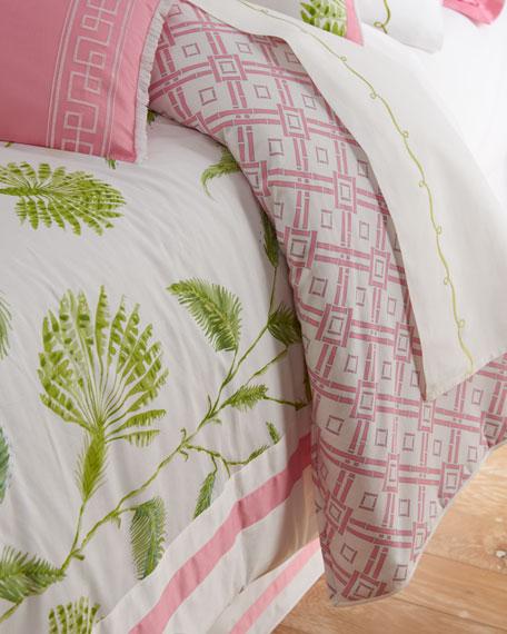 King Palm Court 4-Piece Comforter Set