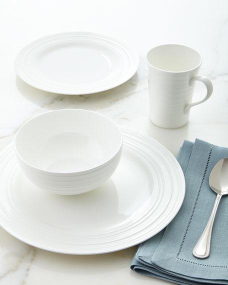 & Mikasa 16-Piece Ciara Dinnerware Service