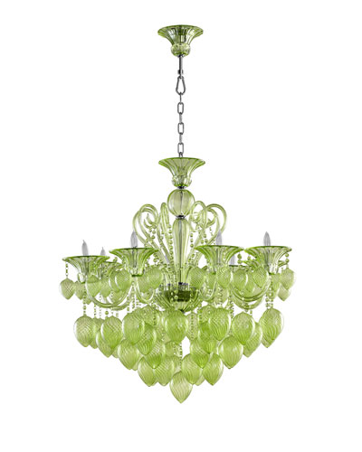Bella Vetro 8-Light Chandelier