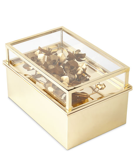Large Orchid Box