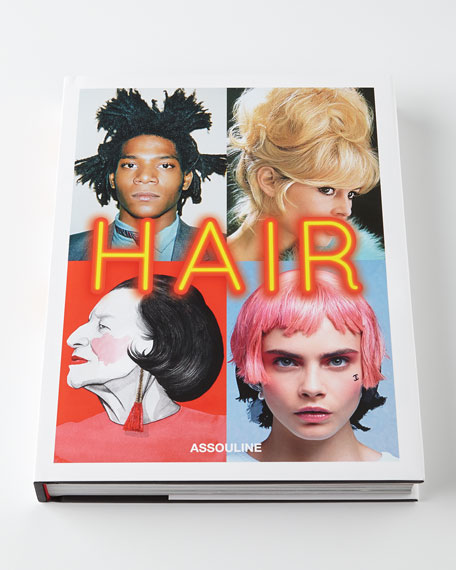 Hair Hardcover Book