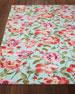 Rose Parade Rug, 6' x 9'