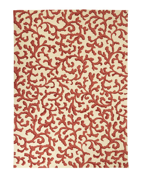 Marinda Indoor/Outdoor Rug, 5' x 7'6""