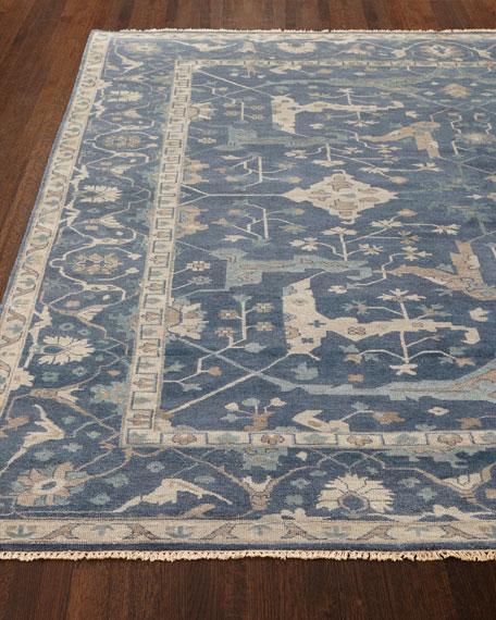 Exquisite Rugs Ondine Oushak Rug, 9' x 12'