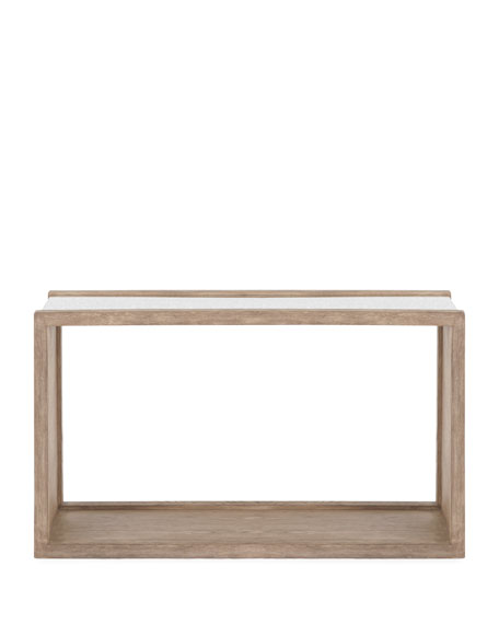 Margolyn Mirrored Console