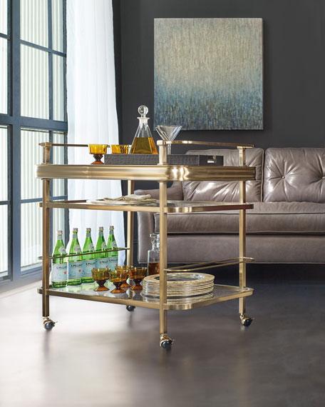 Veronica Bar Cart