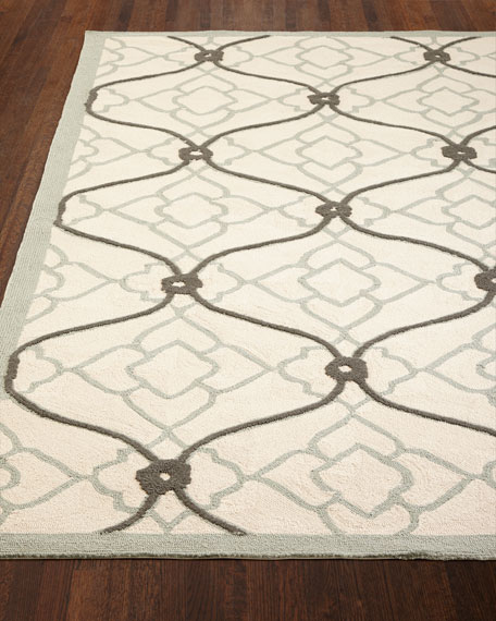 Truly Divine Outdoor Rug, 3' x 6'