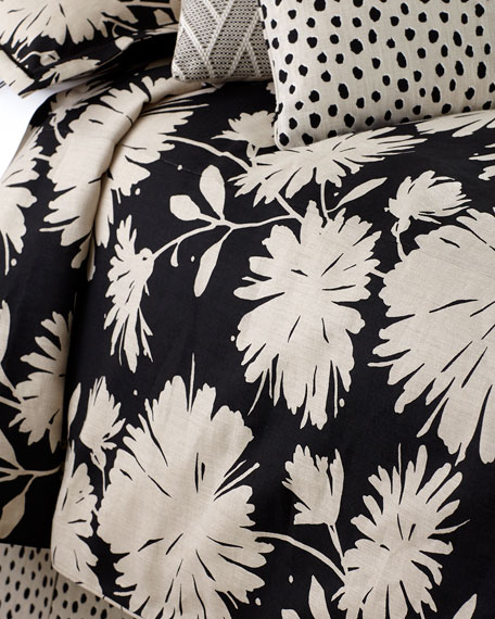 King Daisyfield Duvet Cover