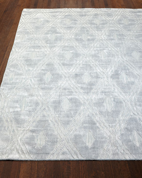 Diamond Girl Rug, 8' x 10'