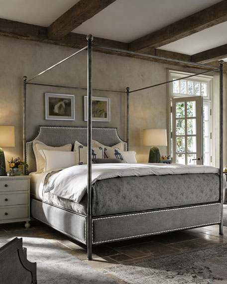 Taverna Queen Canopy Bed