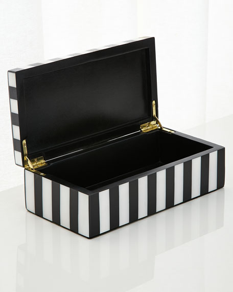 Stripe Pencil Box