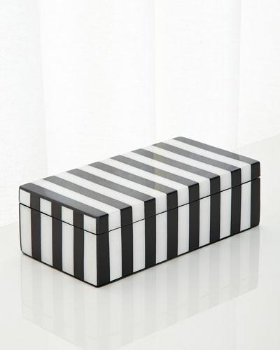 Stripe Pencil Box