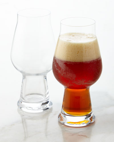 IPA Beer Glasses, Set of 2