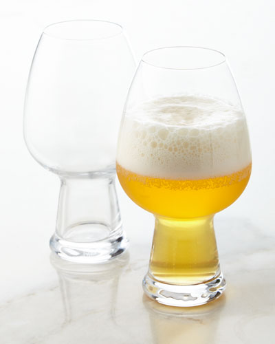 Wheat/Weiss Beer Glasses, Set of 2