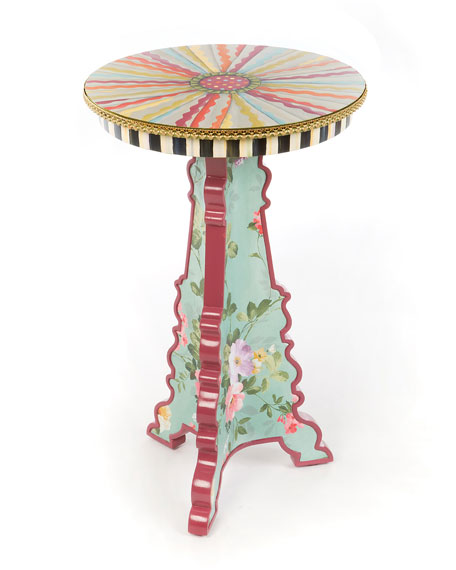 Rickrack Table