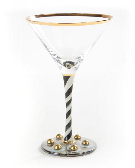 Tango Martini Glass