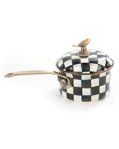 Courtly Check 2.5-Quart Saucepan