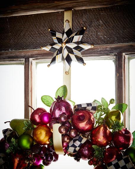 North Star Wreath Hanger