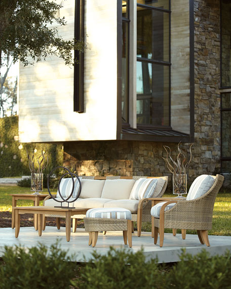 Edgewood Outdoor Loveseat