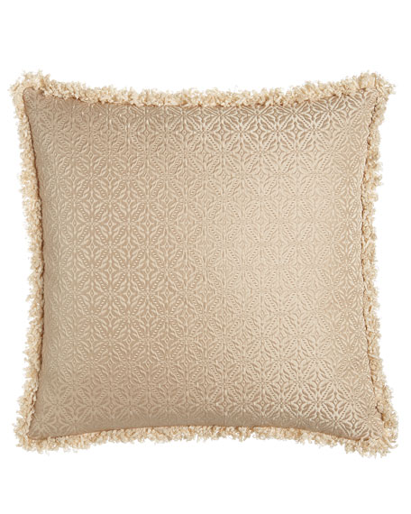 European Antonia Diamond-Weave Sham