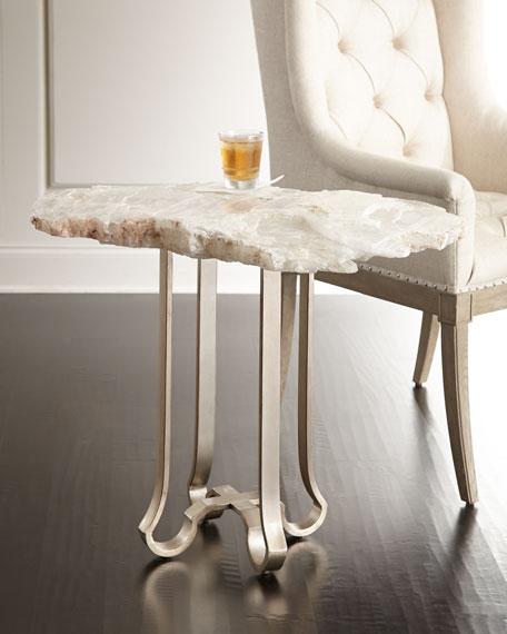 Hooker Furniture Cassandra Slab End Table