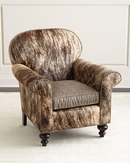 Cortez Hairhide Chair