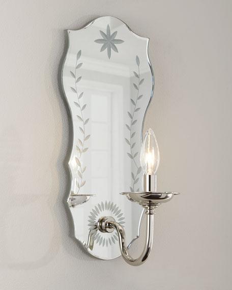 Venetian-Mirror Sconce