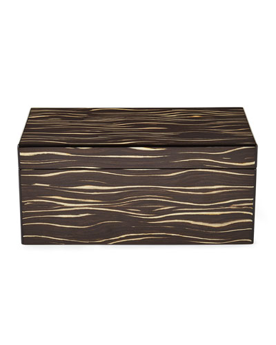 Java Wenge Jewelry Box