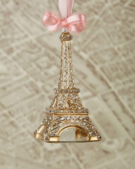 HCH8GXG_mu.jpg - Eiffel Tower Christmas Ornament