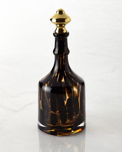 Tortoise Bottle Decanter