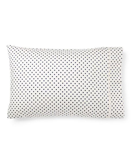 Two Standard Modern Glamour Charlotte Pillowcases