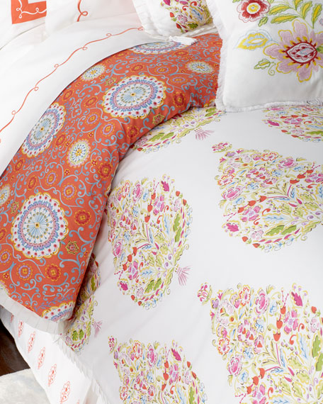 Queen Santana 4-Piece Comforter Set