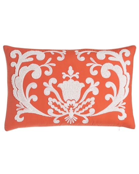 "Santana Oblong Pillow, 14"" x 22"""