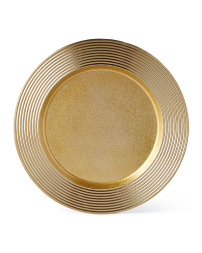 Wheat Charger Plate