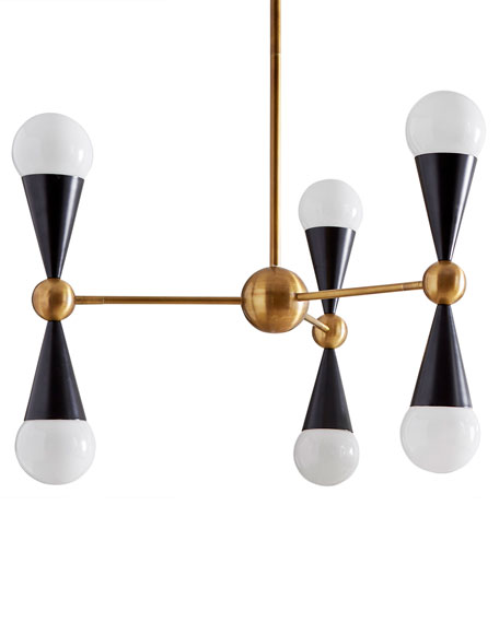 Caracas 6-Light Chandelier