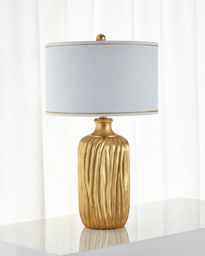 Tessa Textured Lamp
