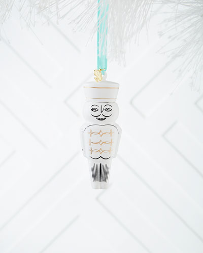 Woodland Park Nutcracker Christmas Ornament