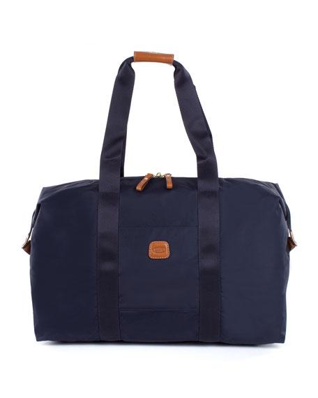 """Navy X-Bag 18"""" Folding Duffel Luggage"""