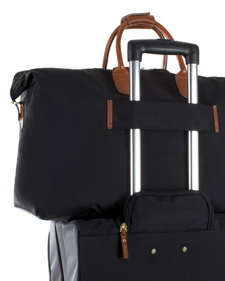 "Black X-Bag 22"" Deluxe Duffel Luggage"