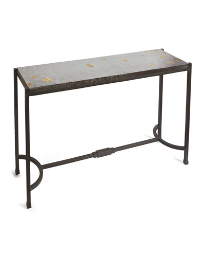 Fallen Leaves Console Table