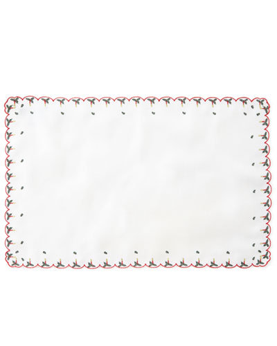 Silent Night Placemat