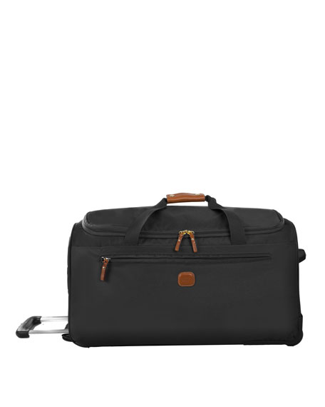 "Black X-Bag 28"" Rolling Duffel Luggage"
