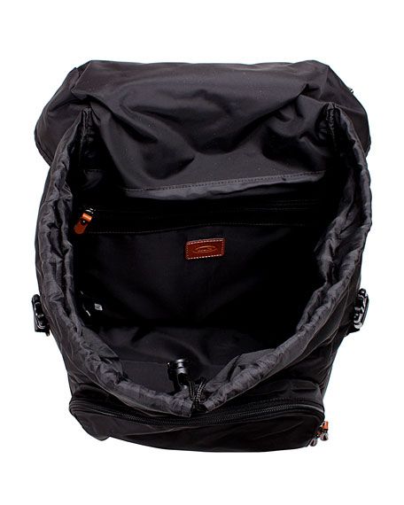 X Bag Travel Excursion Backpack Bric S