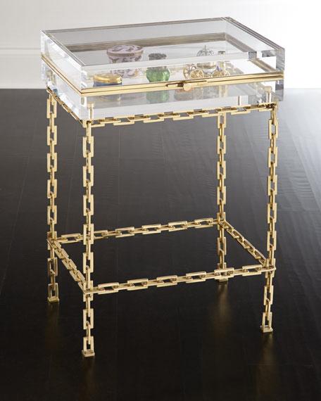 Parshley Trinket Side Table