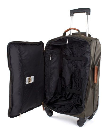 "Olive X-Bag 25"" Spinner Luggage"