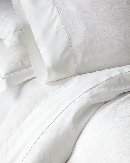 Two Standard Tuxedo Park Bailey Pillowcases