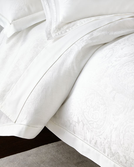 Full/Queen Tuxedo Park Bailey Duvet Cover