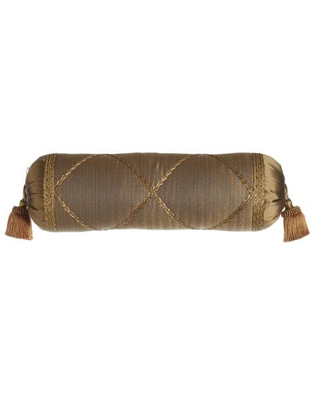 "Regency Neck Roll Pillow, 8"" x 22"""
