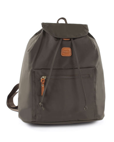 Olive X-Bag Backpack